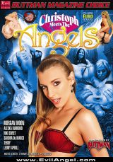 Christoph Meets The Angels Dvd Cover