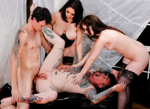 BiSexual Swing Party #02, Scene #1