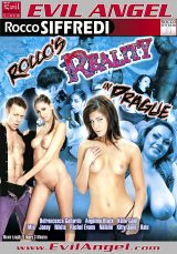 Rocco's Reality In Prague Dvd Cover