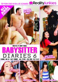 Babysitter Diaries #06 DVD Cover