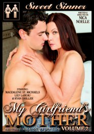 My Girlfriend's Mother Volume 02 DVD Cover