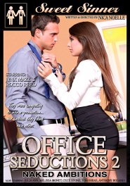 Office Seductions #02 DVD Cover