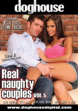 Real Naughty Couples Vol 05 DVD Cover