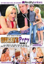 Cougar's Prey Volume 02 DVD Cover