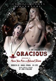 Voracious - Season 01 Episode 02 DVD Cover