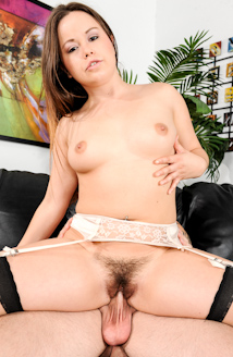 Cum On My Hairy Pussy #15 Picture
