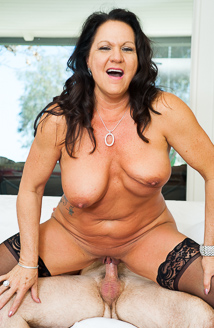 Horny Grannies Love To Fuck #08 Picture