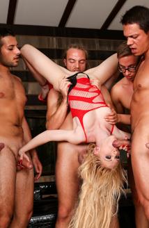 Rocco's Italian Porn Boot Camp #02 Picture